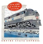 NYC Diesel Empire State Express  Mug