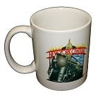 NYC Dreyfuss 20th Century Limited Mug