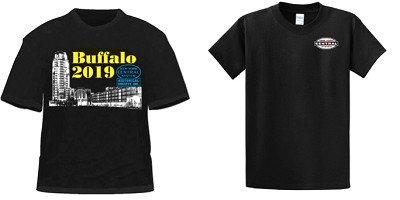 NYCSHS 2019 Convention T-Shirt (Long Sleeve With Pocket)  (Sale)