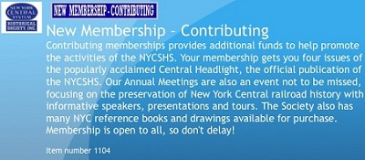 New Membership- Contributing  USA 2021
