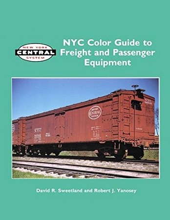 NYC Color Guide to Freight and Passenger Equipment