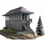 N-Scale B&A SS65 Tower