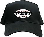 NYC Cigar Band Embroidered Hat
