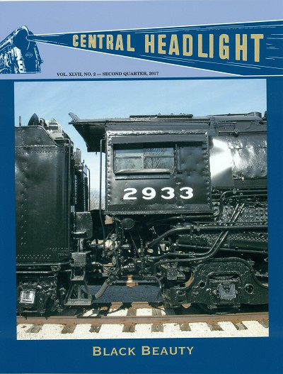 Central Headlight 2017 2nd Qtr(Free shipping on US orders ONLY)