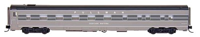 Intermountain N-scale NYC 10-5 Sleeper  20th Century Limited (Pre-Order)