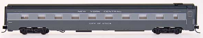 Intermountain N-scale NYC 18 Room Roomette Post War Paint Scheme (Pre-Order)