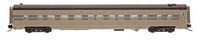 Intermountain N-Scale NYC 4-4-2 Sleeper (Pre-Order)