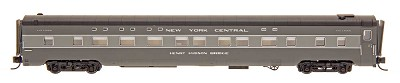 Intermountain N-Scale NYC CCS 4-4-2 Sleeper (Preorder)