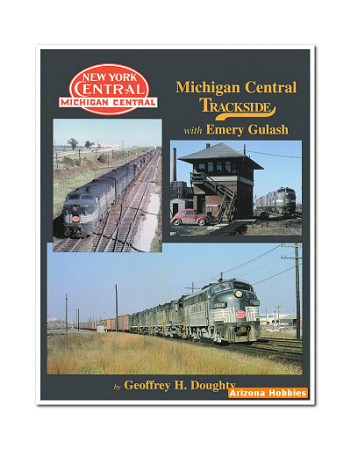 NYC Michigan Central Trackside with Emery Gulash by Geoffrey Doughty