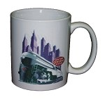 NYC Steam Empire State Express  Mug