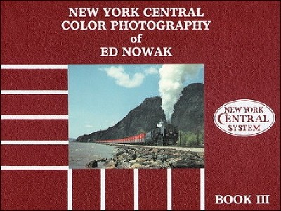 NYC Color Photography of Ed Nowak - Book 3