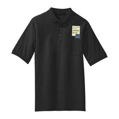 NYCSHS 50th Anniversary Polo