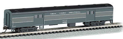 Bachmann N-Scale NYC 72' Smooth-Side Baggage