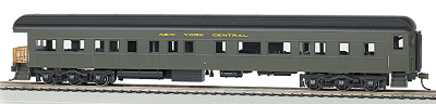 Bachmann HO-Scale NYC 72' Heavyweight Observation