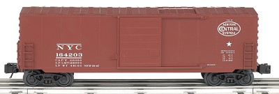 Williams  O-Gauge NYC Operating Boxcar