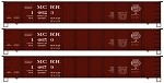 Accurail HO-Scale MCRR 41'Steel Gondola (3-Pack)(Pre-Order)