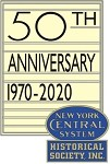 NYCSHS 50th Anniversary Lapel Pin ( Sale Item)