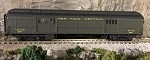 BCW HO-Scale NYC 60' Type 3 Baggage Car
