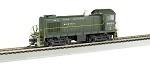 Bachmann HO-Scale P&LE ALCo S4 (DCC with Sound)