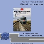 New York Central System Diesel Locomotives (DVD Version)(Free shipping on US orders Only)