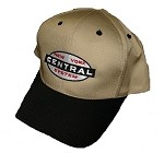 NYC Cigar Band Embroidered Hat   (Tan Color Only)