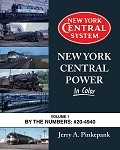 New York Central Power - In Color - Volume 1
