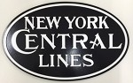 Colorful NYC Lines Logo Plaque