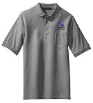 NYC Empire State Express Pocket Polo Shirt