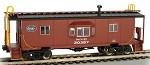 Bachmann HO-Scale NYC Bay-Window Caboose