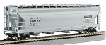 Bachmann HO-Scale NYC 56' ACF Center-Flow Hopper