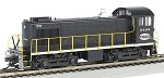 Bachmann HO-Scale NYC S-4 (DCC - Sound)