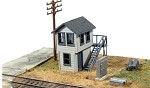 HO-Scale Michigan Ave Tower Kit