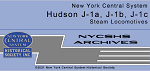 NYC Hudson J-1a,b,c Photo Collection Flash Drive (Free Shipping on US orders Only)
