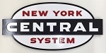 Colorful NYC System Logo Plaque  (Cigar Band)