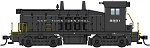 Walthers HO-Scale NYC EMD SW-7 DC (Standard DC) (Pre-Order)