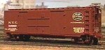 Westerfield HO-Scale 1916 NYC 40' Steel Auto Boxcar