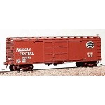 Westerfield HO-Scale USRA MCRR Steel Automobile Car Resin Kit