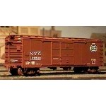 Westerfield HO-Scale USRA NYC Steel Automobile Car- Sealed Door Resin Kit
