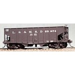 Westerfield HO-Scale LS&MS PSC Hopper Resin Kit