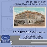 Utica, New York Area DVD(Free shipping on US orders Only)