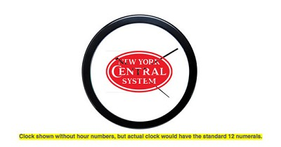 NYCS Wall Clock (Expression of Interest)
